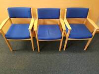 3 office chairs ( Free )