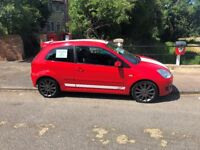 Ford Fiesta 2.0 ST - Red - Full Service History - 4x New Tyres - MOT until Feb 2019 - Lady Owner