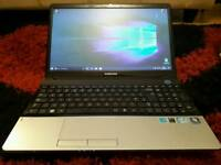 Samsung i3 laptop Win10Pro