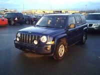2009 Jeep Patriot SPORT / NORTH  5 VIT  T/A FWD
