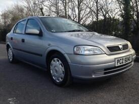 2003 Astra ls short mot 4 .3.18 115k very clean we car