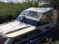 Fairline Holiday MK1 - 1975