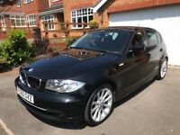 BMW 1 SERIES 116i SPORT 5DR - WITH £2000 WORTH OF EXTRAS