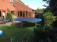 12 foot diameter trampoline