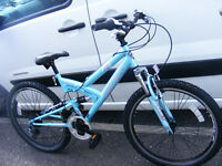 "LADIES 26"" WHEEL BIKE IN GREAT WORKING ORDER HARDLY USED"