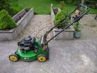 John Deere JA 62 Self Propelled Petrol Lawnmower