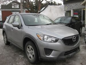 2013 Mazda CX-5 CX AC Manual 4cyl PL PW PD