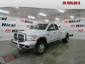 2009 DODGE Ram 3500 4WD Regular Cab LWB DRW