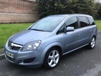 2010 Vauxhall Zafira 1.9 CDTi Exclusiv Auto Diesel 5dr MPV 7 seater - P/X welcome