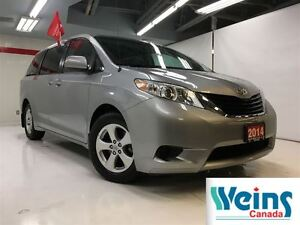 2014 Toyota Sienna $199.06/BW+HST , LE , PWR DOORS , LEASE RETUR