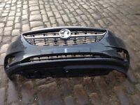 Vauxhall corsa E front bumper