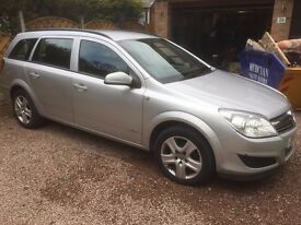 Vauxhall Astra Estate 2010 fsh, serviced and clutch kit with dual mass flywheel