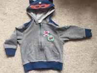 Next 'superhero' hoodie