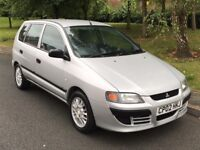 Silver Mitsubishi Space Star 1.3 Mirage 5dr Hatchback Petrol Manual - P/X Welcome