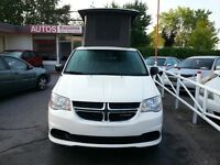 2012 Dodge Grand Caravan SXT mini campeur
