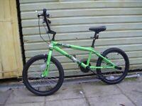 KIDS BMX BIKE X-RATED FLAIR 20 inch WHEEL
