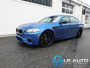 2012 BMW M5 Executive Package! Easy Approvals!