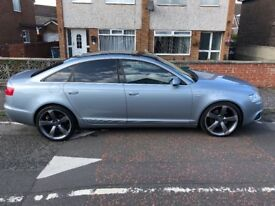The 2011 Audi A6 2.0 TDI 170PS S line Special Edition.