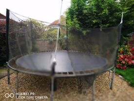 14ft trampoline for £30 only