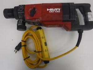 Hilti Core Drill DD130. We Buy and Sell Used Power Tools and Equipment. 110982