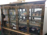 Beautiful oriental cabinet