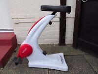 sit n cycle exercise bike