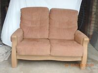 2 x 2 seater sofas in excellent condition.