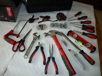 TOOLBAG WITH TOOLS