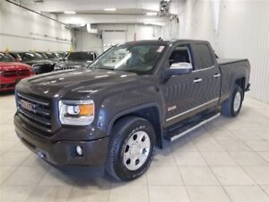 2014 GMC Sierra 1500 SLT AWD+CAMERA+BLUETOOTH+HITCH+A/C+CUIR