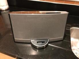Bose soundock portable model