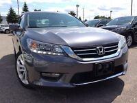2014 Honda Accord TOURING NAVIGATION CLEAN CARPROOF PUSH START L