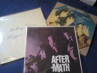 Rolling Stones vinyl bundle