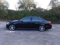 Mercedes-Benz E Class E220 Cdi Amg Sport Saloon Auto Diesel 0% FINANCE AVAILABLE