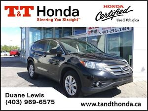 2013 Honda CR-V **C/S**EX *No Accidents, 1 Owner, Sunroof