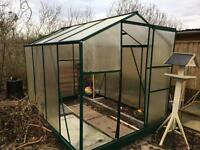 Aluminium Green House - free