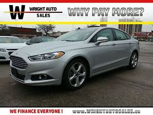 2016 Ford Fusion SE  SUNROOF  SYNC  BACKUP CAM  60,802KMS
