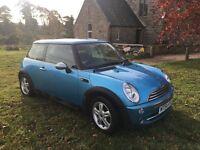 Mini One 3 Door Hatchback - Ideal Christmas present