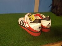Adidas Power Perfect II weighlifting shoes 8 UK