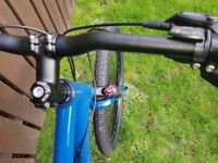 Mongoose DH full suspension mountain bike