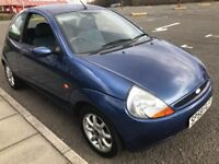 ★ ONLY 56,000 mls ★ AUG 2008 Ford KA ZETEC CLIMATE 1.2, 3dr ★ F S H ★ YEARS MOT, 2 OWNERS, ALLOYS