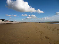 THE BEACH HUT - CAMBER SANDS. HOLIDAY CHALET. SUMMER HOLIDAY WEEK .