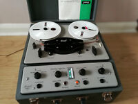 Reel to Reel player brenell 1958 year
