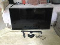 Smart television Samsung 55inch