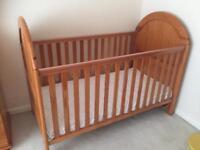 Nursery set 4 units /solid wood unissex REDUCED