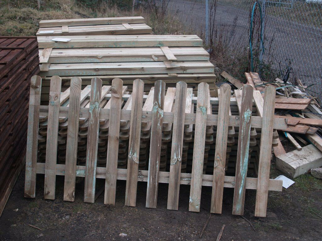 Fencing contractors services in norwich norfolk gumtree picket fencing round top treated 3x6 and 4 x 6 also posts and gravel boards baanklon Choice Image