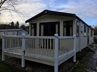 Private Sale Caravan Haven Berwick Holiday Park Northumberland.