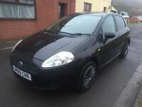 Fiat punto active only 57k