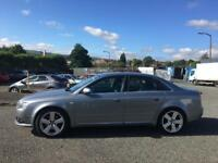 2007(56) Audi A4 2.0 TDI S-Line 170BHP Special Edition Full Service History + Not Audi A3 Vw Golf