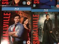 Smallville blurays