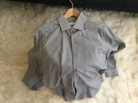 Men,s Reiss Shirt - Slim Fit - Contemporary Print - Never worn